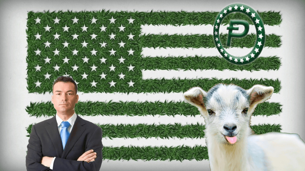 No lawyers or goats were hurt during the development of PotCoin